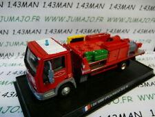 parechoc1//43 pompier,tp,transkit pour hachette face avant iveco