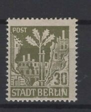 SOVIET OCCUPATION ZONES, STADT BERLIN, STAMPS, 1945, Mi. 7 A I **
