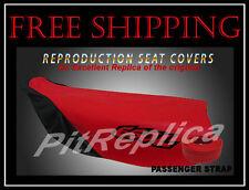 HONDA XR650L XR650 L 1998 '98 SEAT COVER [HSORV]