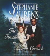 Cynster Novels: The Tempting of Thomas Carrick : A Cynster Novel Vol. 22 by Step