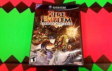 Fire Emblem: Path of Radiance (Nintendo GameCube, 2005) Complete