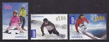 2011 Skiing In Australia - MUH Complete Set