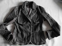 S.OLIVER selection toller Jeansblazer Gr. 38  NEU CZ3