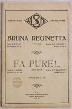 FRATI ANCILLOTTI BRUNA REGINETTA LIGURE FA PURE!.. 1934