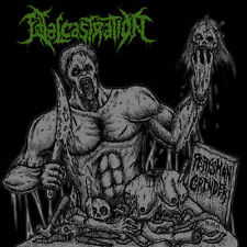 Fatal Castration - Perishan Grinder CD 2014 brutal death metal Philippines