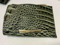 Brahmin Mckenna Small Coin / Card Purse wallet Serpentine Melbourne Leather