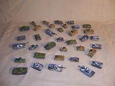 Lot of GHQ Micro Armor Vehicles / Tanks