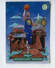 2018-19 Cornerstones Basketball Stephen Curry WARRIORS #1 Downtown