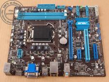 Original ASUS P8H77-M LE, LGA 1155/Sockel H2, Intel H77 Motherboard DDR3