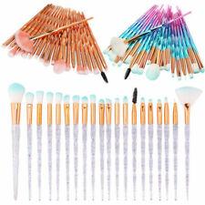 20pcs Makeup Brushes Cosmetic Tool Kit Kabuki dustproof Powder Brush Set Case