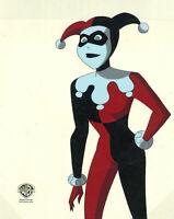 Batman The Animated Series-Original Pan Cel-Harley Quinn- Mad Love