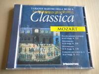 MozartPiccola serenata notturna Divertimento Concerto x cornoCDNUOVO classica