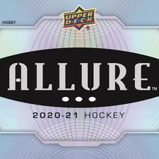 Pick & Choose | 2020-21 Upper Deck Allure Hockey (2005 Shield Parallel)