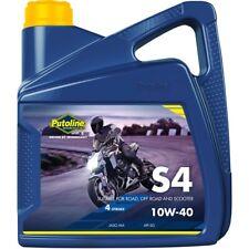 Putoline S4 10W/40 Minérale Basé Moto Huile 4L