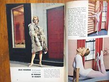 Feb-1963 TV Guide(JULIE NEWMAR/DEAN JONES/FRED FLINTSTONE/JOAN HACKETT/JACK WEBB