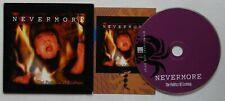 Nevermore The Politics Of Ecstasy Adv Cardcover CD + Insert Metal Thrash