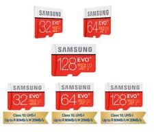 Memory card MicroSDHC Samsung per cellulari e palmari con 128 GB di archiviazione