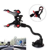 AS_ LX_ HK- 360 Rotation Car Mount Holder Universal Bracket for GPS Mobile Phone