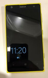Nokia Lumia 1020 - 32GB - Matte Yellow (AT&T) Smartphone
