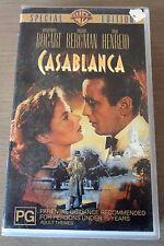 Special Edition - Wb - Casablanca - Black & White Vhs