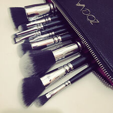 ZOEVA Makeup Vegan Prime Set 10 brushes + Clutch