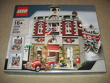 LEGO 10197 Fire Brigade Creator Modular Set Retired BRAND NEW SEALED NIB