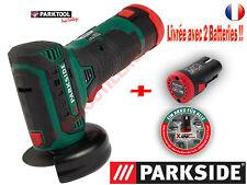 PARKSIDE® Meuleuse d'angle sans fil PWSA 12 B1, 12 V identique à BOSCH GWS 12v