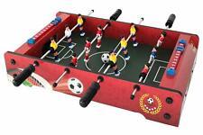 Carromco - Tischkicker Fußball Tischfußball Mini-Kicker Partyspiel inkl 2 Bälle