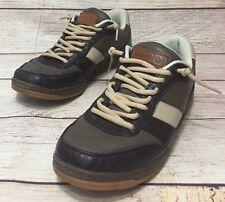 Gravis Mens Sz 9 Tarmac Royale Low Skate Shoes Leather Gum Rubber Sole