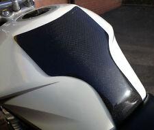 Suzuki GSF650 1250GT bandido Escudo Protector Almohadilla De Tanque De Fibra De Carbono