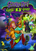 Scooby-Doo! And the Curse of the 13th Ghost DVD (2019) Cecilia Aranovich cert U