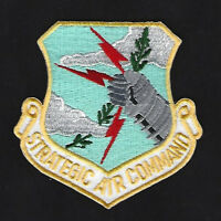 STRATEGIC AIR COMMAND HAT PATCH US 8TH 15TH US AIR FORCE VETERAN GIFT SAC AFB