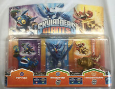 Skylanders FIGURINES LOT N°6