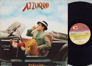 Celentano Adriano - Azzurro