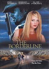 On The Borderline - Action / Thriller / Drama - DVD