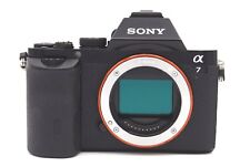 Sony Alpha 7 A7 24.3MP 3''Screen Mirrorless Digital SLR Camera - (Body Only)