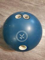Vintage Faball Blue Hammer Bowling Ball 15.8 lbs