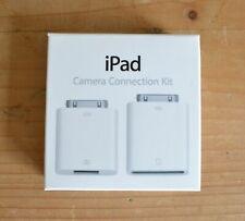 Apple iPad Camera Connection Kit-blanco (mc531zm/a) nuevo embalaje original
