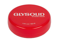 GLYSOLID Skin Cream Jar 3.38 fl oz (100 ml) NEW and FRESH Dry Skin, Scars, Vegan