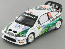 Ford Focus WRC Stobart Higgins - Agnew #22 Rally Italia Sardinia 2005 1:43