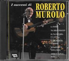 """ROBERTO MUROLO - RARO CD FUORI CATALOGO 1991 """" I SUCCESSI DI ROBERTO MUROLO """""""