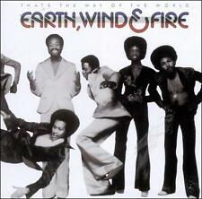 Earth Wind & Fire  That's The Way Of The World CD R&B & Soul Funk