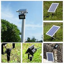 Solar 120 LED Waterproof Outdoor Security Flood Light Spot Floodlight Lamp Panel