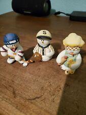 Lot Of (3) Sarah's Attic Figurines