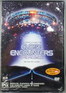 CLOSE ENCOUNTERS OF THE THIRD KIND (DVD, 2001) BRAND NEW / SEALED