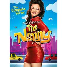 Nanny The Complete Series 826663157192 Region 1 DVD