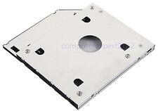 2nd DISQUE DUR HDD SSD Caddy pour HP Probook 440 445 450 470 G0 G1 G2 G3 DU8A5SH