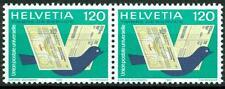 SWITZERLAND - SVIZZERA - Servizio - 1983 - Unione Postale Universale. Att. post