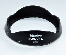 [EXC+++++] Mamiya N4.5 43L 43mm Lens Hood for Mamiya 7 7 II from Japan
