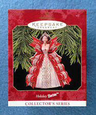 Holiday Barbie Hallmark Keepsake Christmas Ornament Collector'S Series 1997